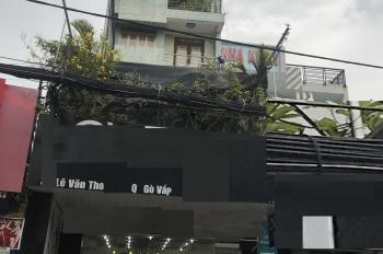 Khu sầm uất nhà nguyên căn đường Lê Văn Thọ vị trí đẹp sầm uất Q. Gò Vấp-