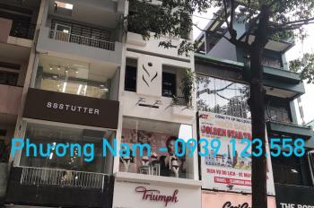 Bán nhà MT đường Trương Định, P. Bến Thành, Quận 1, 3,6x23m, 2 lầu, giá 35 tỷ. LH: 0939.123.558