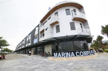 Chính chủ BÁN GẤP căn shophouse MARINA COMPLEX mặt tiền Lê Văn Duyệt. Lh 0905384828