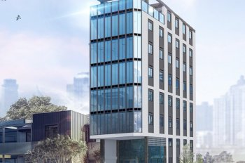 Văn phòng cho thuê Swin Tower: 152-152A Nguyễn Văn Đậu, P.7, Q. Bình Thạnh, hotline: 0912285099