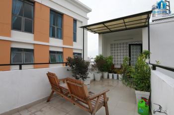 Nhà 1 trệt, 5 lầu, 1138A Trường Sa, Phú Nhuận. Cam kết cho thuê thu nhập tháng 45 triệu