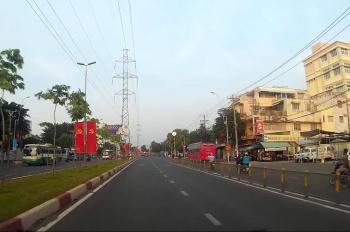 Bán nhà mặt tiền đường rộng 30m địa chỉ 636 Kinh Dương Vương, DT: 33 x 48m, DTCN: 1763m2, 5 tỷ