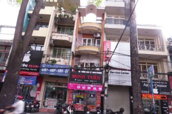 Nhà mặt tiền Trần Hưng Đạo, ngang 4,1m dài 19,2m, 1 trệt 2 lầu + sân thượng, giá 34 tỷ chốt giá