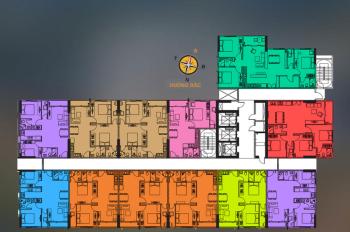 Cần bán gấp căn hộ D-Vela 56m2 (1PN), view Landmark Q1, giá bán 1.8 tỷ. LH 0898451145 em Phát