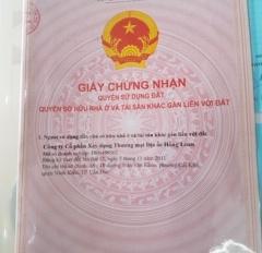 Nền đẹp KDC Hồng Loan 6A, Cần Thơ giá mềm