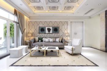 Chính chủ cần bán biệt thự Sala Thủ Thiêm, Quận 2 DT 330m2 5 phòng ngủ, full nội thất