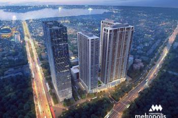 Quỹ căn chuyển nhượng chủ đầu tư Vinhomes Metropolis, 1-4pn, giá chỉ từ 3,8-14,5 tỷ.lh 0982 040 954