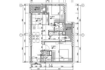 Bán căn hộ giá gốc hợp đồng, thuộc dự án Mipec City View, tòa M1 tầng 8, 2 phòng ngủ, 2 vệ sinh