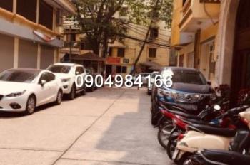Cho thuê riêng 4 tầng x 50m2 phố Trần Phú, ô tô tránh nhau, tiện làm VP, spa