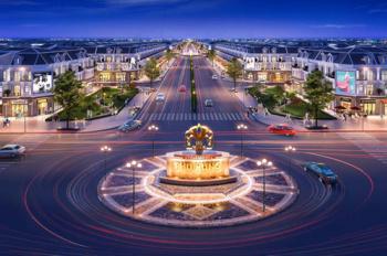 Cần bán gấp lô đất nền đối diện trung tâm thương mại của dự án khu đô thị Cát Tường Phú Hưng