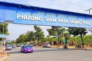 Bán cặp nền đẹp đường B13 khu dân cư Hưng Phú 1, giá 6 tỷ, 144m2, LH 0938681824 Phú