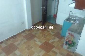 Cho thuê nhà riêng 3,5 tầng phố Trần Hưng Đạo, gần cung Văn hóa, giá 7tr/tháng