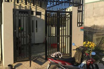 Nhà cấp 4 ngay Phan Đình Giót, KP Tân Hiệp, đường bê tông 5m, sổ hồng riêng