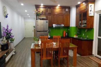 Chính chủ bán chung cư CT1 Thông tấn xã - 71.46m2- 2 phòng ngủ - 2WC - full nội thất, 0965110572