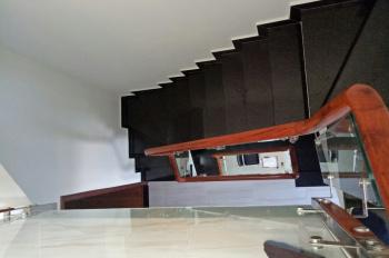 Nhà gần Võ Văn Kiệt, 1 trệt 3 lầu, SHR 2019, DT 4x14m. MT kinh doanh, chính chủ bán