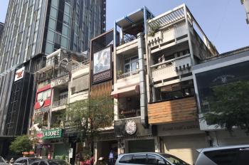 Bán nhà MT đường Trương Định, P. Bến Thành, Quận 1, DT 3,6x23m, 2 lầu, giá 35 tỷ. LH: 0939.123.558
