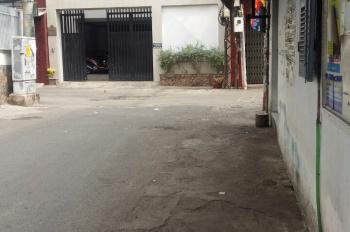 Bán nhà hẻm 4m Trần Hưng Đạo, phường Cầu Kho, Quận 1 giá 4 tỷ 65 TL