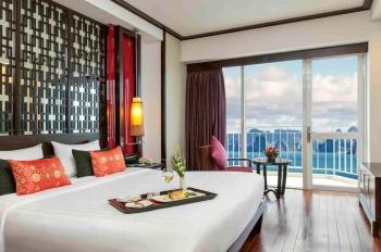Bán khách sạn trung tâm du lịch Bãi Cháy, Hạ Long 16 phòng Superior và Deluxe, kinh doanh cực tốt