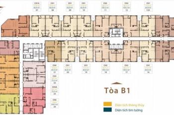 Chuyển công tác cần bán CC Roman Plaza T1519 (77m2), BC ĐN-2PN, 26tr/m2 (BT). LH: A Châu 0977520359