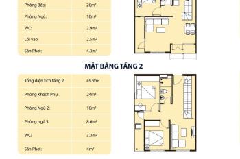 Nhượng lại căn shophouse dự án Topaz Home 2 diện tích 112m2, giá cực rẻ, 0901009369