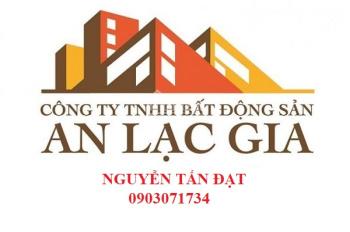 Cần bán nhà góc 2 MT đường Cao Văn Lầu, DT 5.2x13m, trệt lửng lầu gỗ, giá 12.5 tỷ/TL. LH 0903071734
