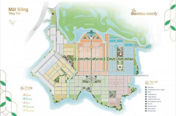 Chính chủ cần bán nền nhà phố cực đẹp trong sân golf, khu trung tâm giá, LH: 0903647344 A. Khánh