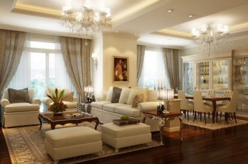 Bán căn hộ Ngọc Khánh Plaza, số 1 Phạm Huy Thông, 160m2, 3 PN, nội thất đẹp, view hồ, giá 5,3 tỷ