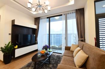 Chính chủ cho thuê căn hộ tại D'. Le Pont D'or, 36 Hoàng Cầu, 80m2, 2PN, giá 15 triệu/th 0985878587