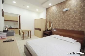 Căn hộ mini 35m2 đầy đủ tiện nghi, có ban công, Nguyễn Trãi, Q. 5 giá 6tr5/th, SĐT 0918001180