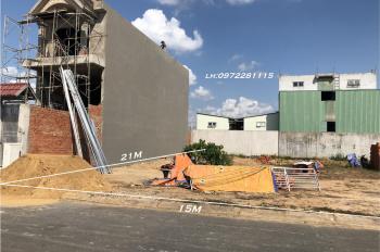 Tôi cần bán 15x21m = 315m2 thổ cư 100% xây dựng ngay MT Trần Văn Giàu, LH: 0972281115
