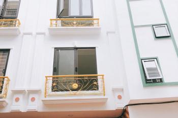 Bán nhà 30m2 x 4 tầng xây mới, ngay cạnh ngã tư Văn Phú, Lê Trọng Tấn - Hà Đông, 2.4 tỷ: 0866638988