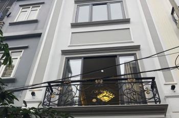 Bán liền kề Ngô Thì Nhậm (50m2 x 5 tầng) kinh doanh tốt, nhà thiết kế đẹp, giá 5.3 tỷ - 0866638988