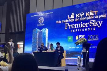 Mở bán căn hộ cao cấp view biển Phạm Văn Đồng - sở hữu lâu dài