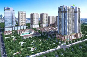CHCC 17T3 Hapulico Thanh Xuân Complex, DT: 128m2 căn góc, 3PN, 2WC, giá 3,968 tỷ. LH: 0986.55.9339