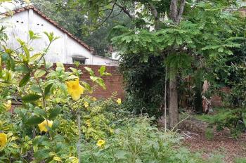 Bán nhà đất thổ cư 250m2 (15x18m), hẻm, cách Dương Thị Mười 1 căn nhà, Q12, sát mặt tiền