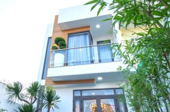 Nhà mới xây full nội thất mặt tiền hẻm 322 Huỳnh Văn Lũy, đường nhựa 5m thông, đầy đủ tiện ích