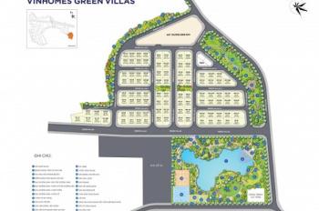 Kính mời quý khách tham dự lễ mở bán siêu biệt thự Vinhomes Green Villas - Hotline: 0984879888