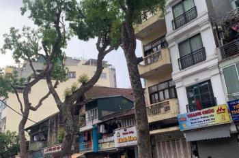 Bán nhà mặt phố quận Hai Bà Trưng, 57m2 x 7 tầng, thang máy, kinh doanh cực tốt, giá 32 tỷ