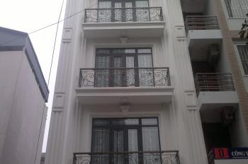 Tôi cho thuê nhà 5 tầng tại dãy 3 phố Quang Trung-Hà Đông, giá: 23 tr/tháng. Liên hệ: 0932220085