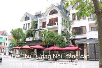 Cho thuê biệt thự Dương Nội làm văn phòng giá từ 15 tr/th 3 tầng rưỡi. LH: 0868 868 636