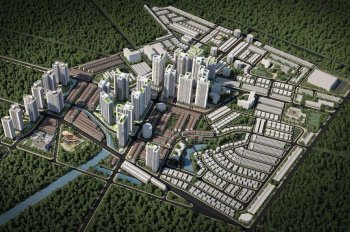 Bán căn hộ 2 phòng ngủ chung cư An Hòa, Quận 2, giá 2.4 tỷ thương lượng