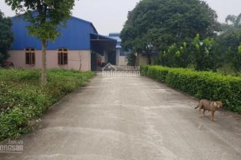 Cần bán 1 số lô kho xưởng tại Lương Sơn, Hoà Bình