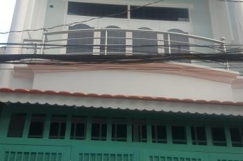 Bán gấp nhà trệt, lầu đúc, DT: 3.2x10m, 2.65tỷ, đường Nguyễn Du, Gò Vấp