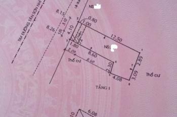 Cần tiền kinh doanh bán gấp căn nhà MT Tân Sơn Nhì DT 4x15m nở hậu 6m giá chỉ 12 tỷ rẻ nhất khu vực