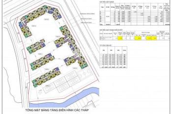 Nhận đặt chỗ chung cư cao cấp khu đô thị Vinhomes Riverside. LH: 0986.696.192