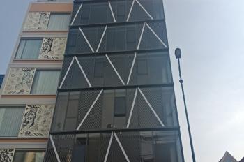 Cho thuê tòa nhà mới xây 100% mặt tiền đường D1, phường 25, Q. Bình Thạnh
