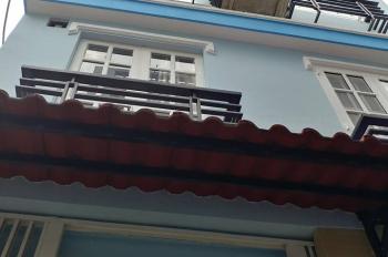 Bán nhà hẻm 80/117 Trần Quang Diệu, P14, Quận 3, 5x7m, nở hậu, 4 lầu, 4.2 tỷ