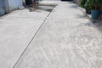 Nhà hẻm đường Bàu Cát 2, Quận Tân Bình, trống suốt, 1 trệt, 1 lầu, ST, 2WC. Ngang 10m, dài 15m