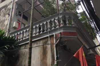 Bán nhà Phú Thượng ngõ 353/40/ số 12 DT 60m2 x 3 tầng gần đường đôi Ciputra