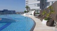 Cho thuê gấp căn hộ Sunrise City view Q7, 1PN, 40m2 chỉ 8tr/th bao phí quản lý. LH: 0906 373 186